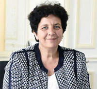 Frédérique Vidal, ministre de l'Enseignement supérieur et de la Recherche.