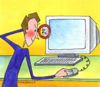 Le CIL est le garant de la loi Informatique et Libertés.   Images : illustrations.fr
