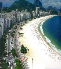 Jérémie, élève ingénieur : six mois d'échange à Rio