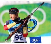 Magdalena Neuner (Allemagne), biathlon.