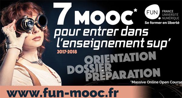 Parcoursup : 7 MOOC pour préparer son orientation postbac