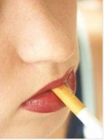 ''Pour les filles, l'association pilule-tabac est une bombe à retardement''.