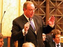 Marc-Philippe Daubresse, nouveau ministre de la Jeunesse et des Solidarités actives.
