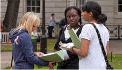 A l'University College London. © UCL