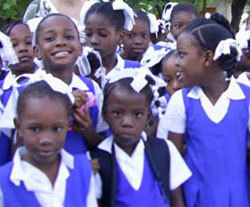 """Ma mission en Haïti restera gravée dans ma chair"""