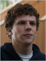 Le créateur de Facebook, interprété par Jesse Eisenberg.