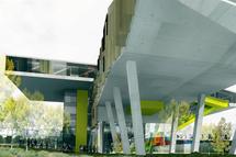Le Campus Condorcet à Aubervilliers