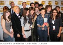 Le Prix Goncourt des lycéens 2010 décerné à Mathias Enard