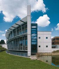 Le campus de l'EHL, au bord du lac Léman.