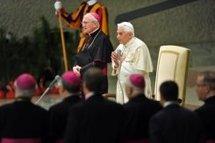 Journée mondiale de la Paix  2011 : un message du pape sur la liberté religieuse