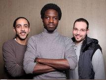 Le groupe musical Jahriki et les 'Blessin Fire'