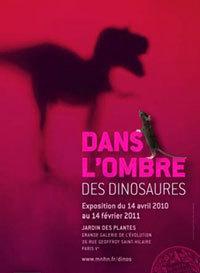 L'expo ''Dans l'ombre des dinosaures'' prolongée