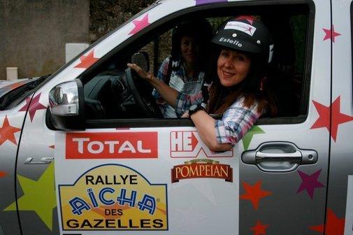 Rallye Aïcha 2011 : les gazelles sont sur le départ !