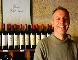 Pour Jérôme, le bonheur est dans les vignes !