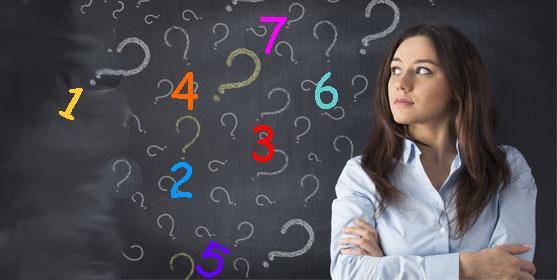 Les 7 questions à se poser avant de se réorienter