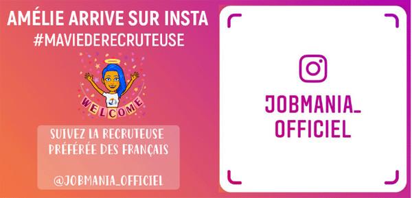 stages et jobs  u00e9tudiants   des offres sur instagram et