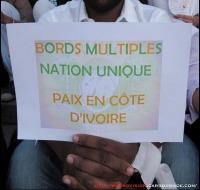 Côte d'Ivoire : de jeunes Ivoiriens appellent à la paix et à la réconciliation