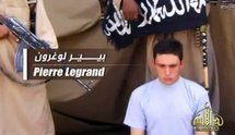 Otages au Niger : Pierre Legrand et ses trois compagnons dans une vidéo