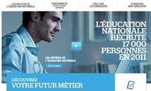 L'Education nationale lance une campagne de recrutement
