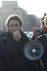 Maxime Verner, porte-voix de la jeunesse pour 2012