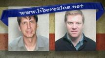Les deux journalistes de France 3, Hervé Ghesquière et Stéphane Taponier libérés