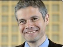 Laurent Wauquiez nouveau ministre de l'Enseignement supérieur et de la Recherche