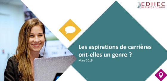 L'Edhec NewGen Talent Centre réalise des études sur les attentes de la nouvelle génération.