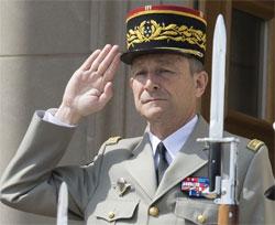 Le général de Villiers en 2014 © Wikipédia