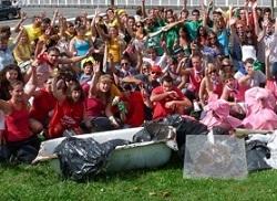 Semaine d'intégration : des activités vertes et solidaires