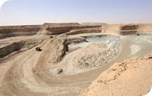 Le site minier d'Arlit où travaillaient les Français enlevés