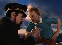 Le Secret de la licorne : Steven Spielberg fait revivre Tintin en 3D