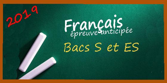 Bac français : les sujets et les corrigés de l'épreuve anticipée du bac S et ES