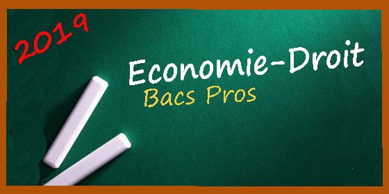 Bac pro : les corrigés des sujets d'économie-droit, et d'économie-gestion