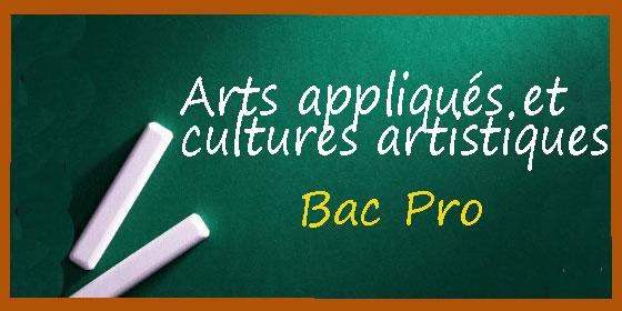 Bac pro : le corrigé de l'épreuve Arts appliqués et cultures artistiques