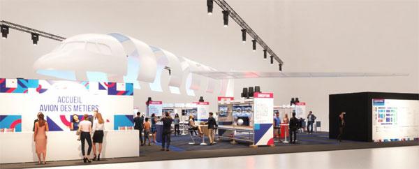53ème Salon du Bourget : recrutements records dans les métiers de l'aéronautique