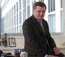Laurent Batsch, président de Paris Dauphine