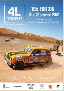 Raid 4L Trophy 2012 : c'est parti pour 1350 équipages étudiants !