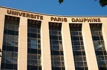 L'université Paris Dauphine