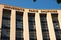 L'université Paris Dauphine