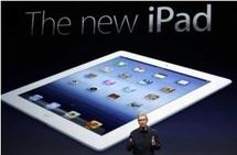 Le nouvel iPad dévoilé, le prix de l'iPad2 abaissé
