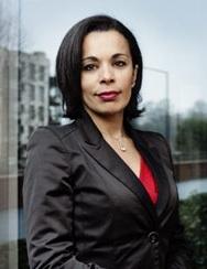 Salima Saa, auteur du rapport sur l'ascenseur social et l'enseignement supérieur. Photo : ACSE/ J. Bonnet