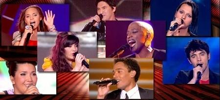 The Voice : huit talents dont les plus jeunes sélectionnés pour le Tour 2012