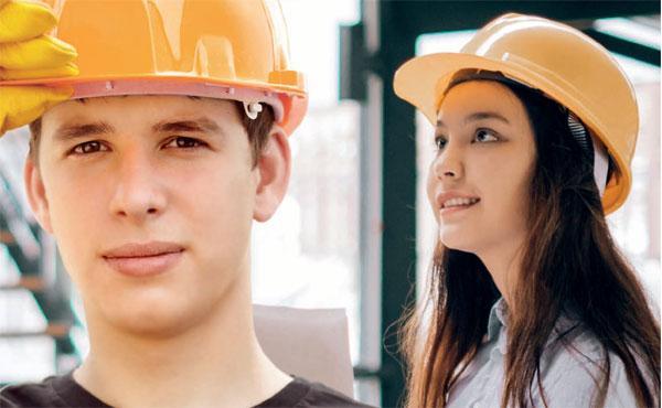 """Source : plaquette du bachelor """"Manager de la construction"""" de l'ESTP."""