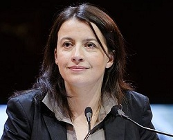 Cécile Duflot en 2010. Image : Wikimedia