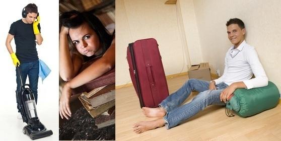 comment apprendre a vivre seule. Black Bedroom Furniture Sets. Home Design Ideas