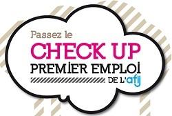 """L'Afij invite les jeunes diplômés à passer leur """"check-up premier emploi"""""""