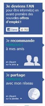 Comment trouver un emploi sur Facebook ?