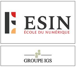 L'ESIN, Ecole Supérieure de l'Intelligence Numérique, nouvelle école du Groupe IGS