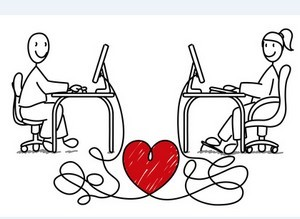 Rencontre des amoureux