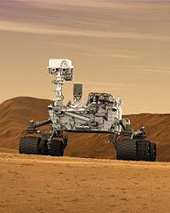 Le robot Curiosity se pose avec succès sur la planète Mars
